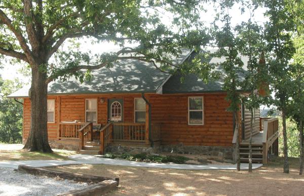 Twin Springs Cabin Rentals In Eureka Springs, Arkansas