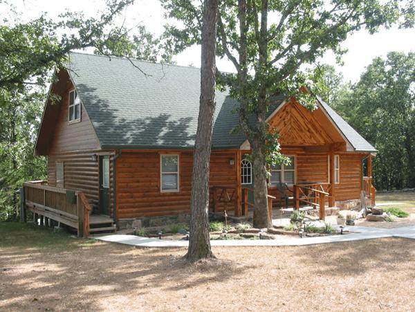 Twin Springs Cabin Rentals In Eureka Springs Arkansas