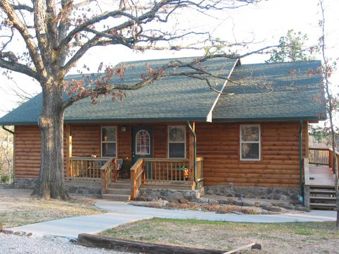 Cabin 3 At Twin Springs Cabin Rentals In Eureka Springs